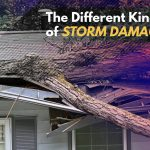 The Different Kinds of Storm Damage