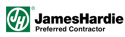 James Hardie Preferred Siding Contractor